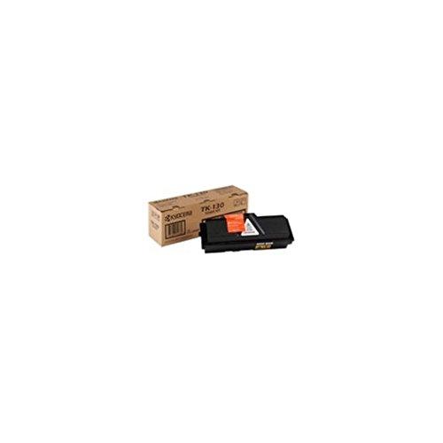 KYOCERA TK-130 Laser toner 7200páginas - Tóner para impresoras láser (Negro, Kyocera, FS1028MFP, FS1028MFP, FS-1128MFP, FS1128/DP, FS-1300D, FS-1300DN, FS-1350DN, 1 pieza(s), Laser toner, 7200 páginas)