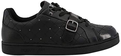 Scarpe basse Sneakers Donna Nero (79A00236) - Trussardi