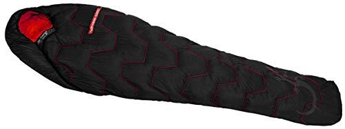 Freetime Sac de Couchage Plume -15°C. NANOPAK 600D - Zip Droit - léger 600gr Compact