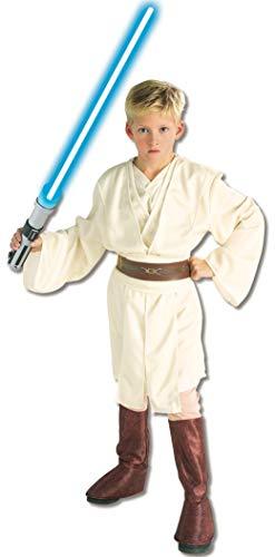 Rubies Deutschland 3 882018 M - Deluxe Obi-Wan Kenobi Child Größe M