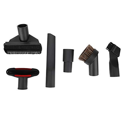 TOPINCN - Juego De 6 Piezas De Accesorios De Aspiradora para Limpieza De Boquillas De Cepillo De Repuesto Universal