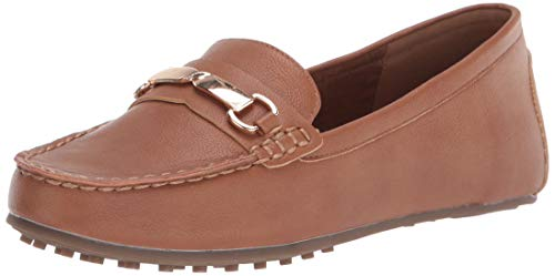 Aerosoles Women's Loafer, Driving Style Mocc, Tan, 8