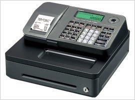 Casio SE-S100S-SIL - Caja registradora electrónica, Pantalla LCD: Amazon.es: Informática