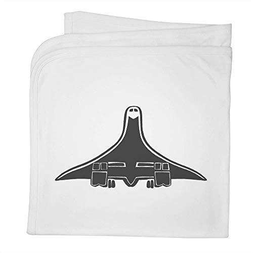 Azeeda 'Concorde' Babydecke / Schal aus Baumwolle (BY00011196)