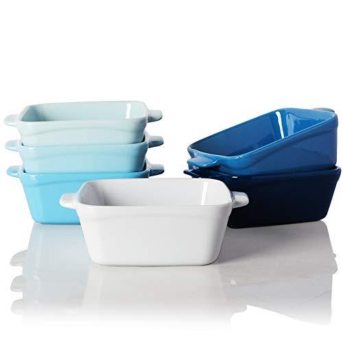 Mini souffle dishes