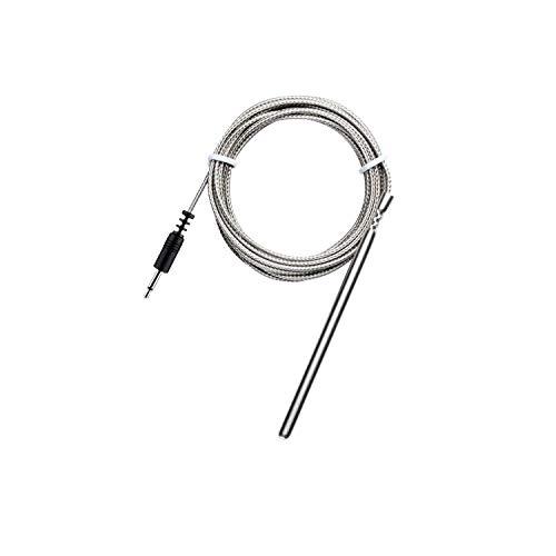 Inkbird Edelstahl Ofen Sonde Ersatz für IBT-4XS & IBT-6XS Grill Thermometer Bluetooth (1 Ofenfühler)