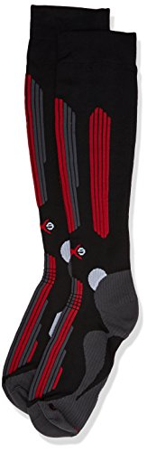 I de l'UE EXE – Compression Running Chaussettes (Long (42–44)).