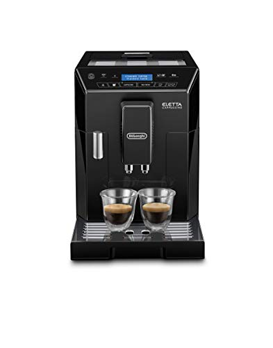 De'Longhi Eletta, Fully Automatic Bean to Cup Coffee Machine, Cappuccino...