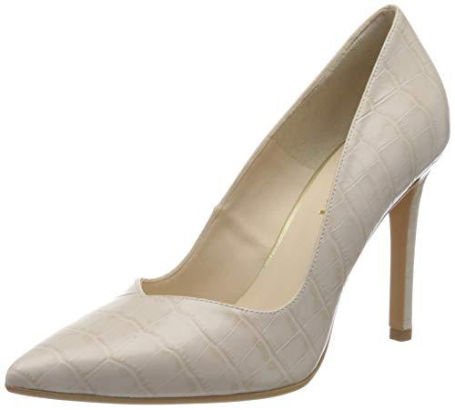 lodi Victory, Zapato Salón Mujer, Reptile Piedra, 41 EU