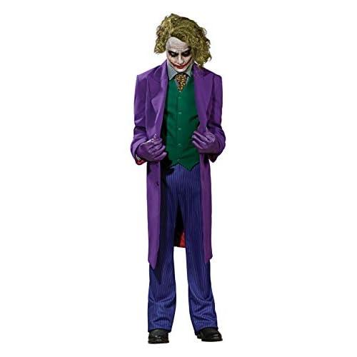 Rubie's, 56215L, Costume Ufficiale Grand Heritage di Joker Il Cavaliere Oscuro, per Adulto, L