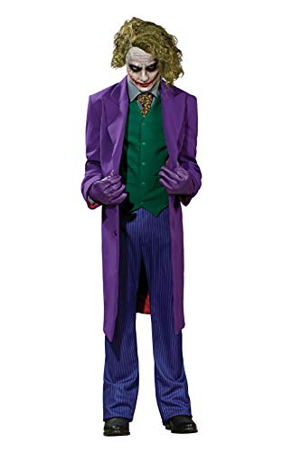 Rubie 's 56215l Offizielles Grand Heritage The Joker Dark Knight Kostüm für Erwachsene groß