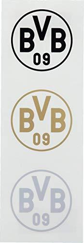 Borussia Dortmund BVB-Aufkleber (3er-Set) one size