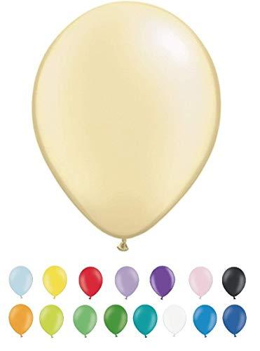 INERRA Globos - Paquete de 25 (Opciones de Color) Látex 10