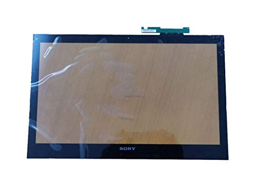 HuiHan Pantalla táctil LCD de repuesto para Sony VAIO T15 SVT15 SVT15 SVT151A11L SVT15115CXS Series