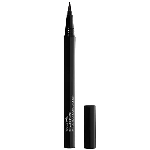 WET N WILD Mega Last Breakup-Proof Liquid Eyeliner - Ultra Black