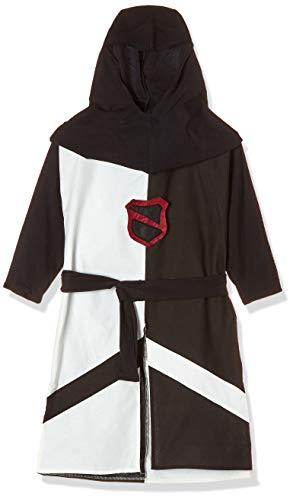 Limit Sport- Cruzada Blanco Negro Complementos para Disfraces (MI1190)
