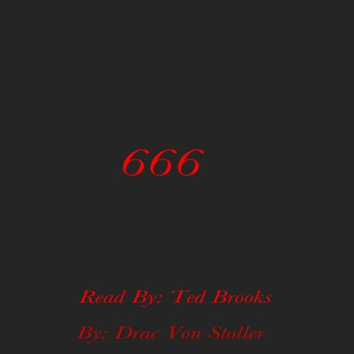 666 audiobook cover art