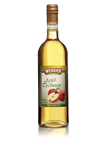 WERDER Apfel Wein 0,75L - Alk. 9% vol