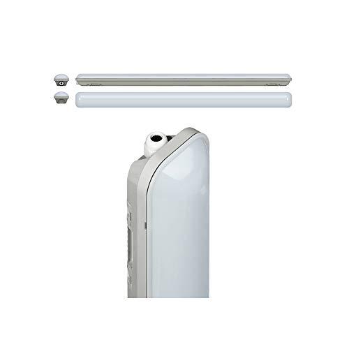 Debflex 600457 - Regleta LED (1,2 estanca, 3000 K, 36 W)