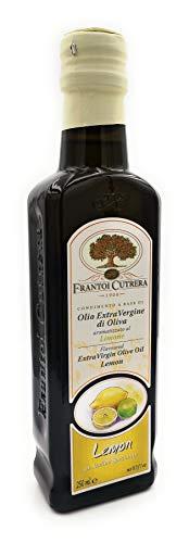 CUTRERA nat.Olivenöl m.Zitrone, Sizilien 0,25 l