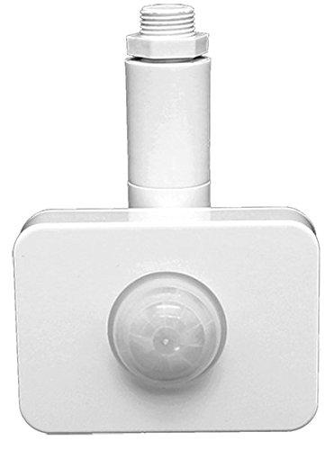 NOVA Line F4054 Sensore di Movimento con Funzione Crepuscolare, Bianco