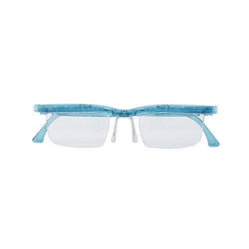 アドレンズ UZM-PR-CCYN1-JP01 度数調整眼鏡 ユーズームプレシジョン シアン