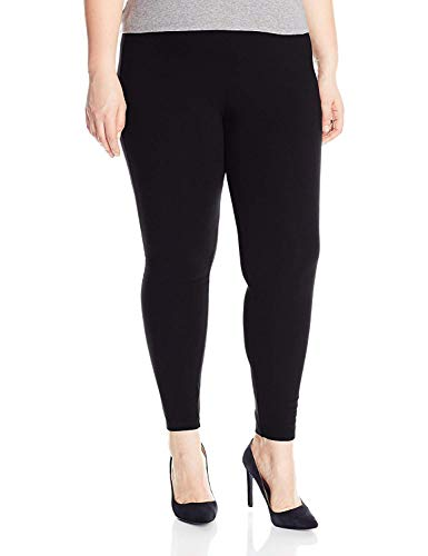 HUE womens Temp Control Cotton leggings pants,...