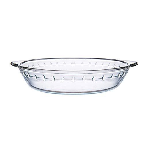 10 inch glass pie plate - 5