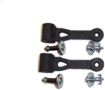Set of 2 Mail order Latch Assemblies with: w Rare Hardware Compatible 109808X
