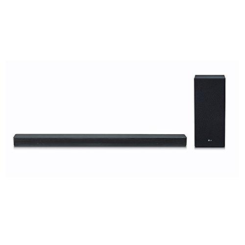 LG SK6Y 2.1 ch High Res Audio Sound Bar with DTS Virtual:X Sound (2018)