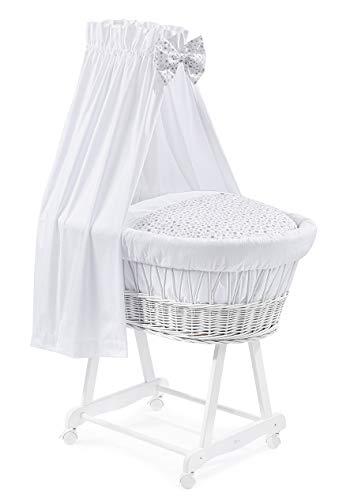 Stubenwagen für Baby, Komplett-Set, Babybett