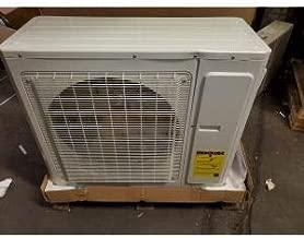 Trane 4TXK8524A10N0CA 24,000 BTU Single-Zone Outdoor Heat Pump DC Inverter Mini Split Unit, 18 SEER 208-230/60/1 R-410A
