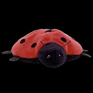 e79b45c59b3 Retired Lucky the Ladybug Ty Beanie Baby by TY