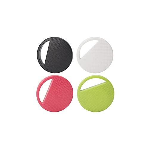 Anti-Lost Alarm Reminder for Keys,Bluetooth Smart Tracker Item Locator,4 Pack, Pets, Phone,...