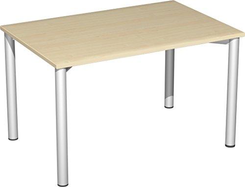 Preisvergleich Produktbild Geramöbel Schreibtisch,  1200x800x720 mm,  Ahorn / Weißalu