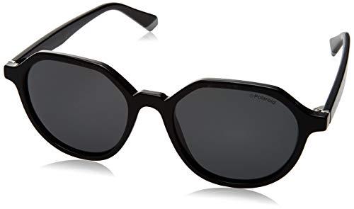 Polaroid PLD 6111/S Sunglasses, Black, 51 Unisex-Adulto