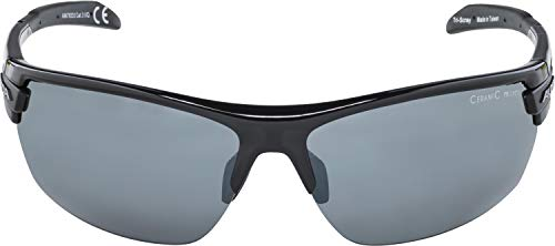 Alpina Unisex Sportbrille Tri-Scray, black, A8479333 - 2