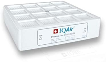 IQAir Certified PreMax Pre-Filter [Medical-Grade Air] Allergies, Pets, Asthma, Odors, Smoke, Pollen, Dust; Swiss Made…