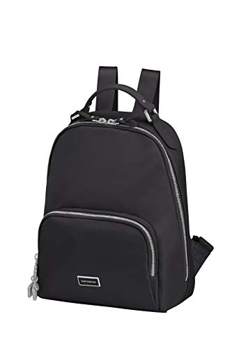 Samsonite Karissa 2.0 Zaino Casual, S (29 cm), Nero (Black)