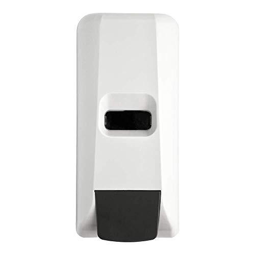 Bradoner SSS Pulsador, Soporte de pared, Dispensador de jabón espumoso, Blanco