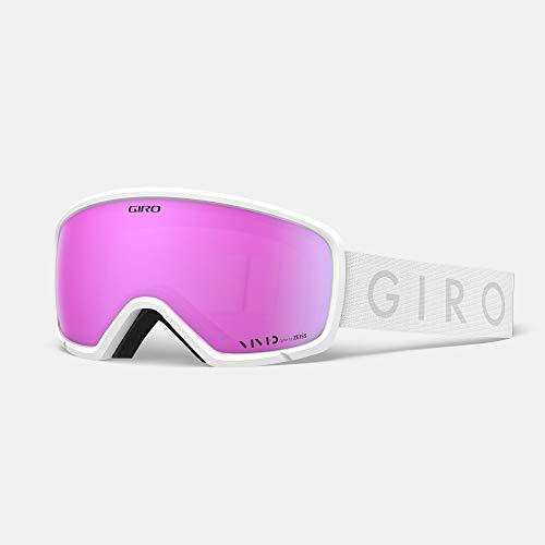 Giro Damen Millie Skibrille, White core Light, Einheitsgröße