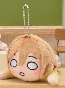 Love Live! Sunshine !! Nesoberi key chain mascot 'first-year' Kunikida Hanamaru