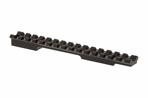 Evolution Gun Works Picatinny Rail, Black, Remington 700 SA, 20 MOA