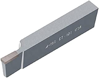 Neutral Micrograin Grade American Carbide Tool Carbide-Tipped Tool Bit for Cutoff 0.75 Square Shank CT 140 Size