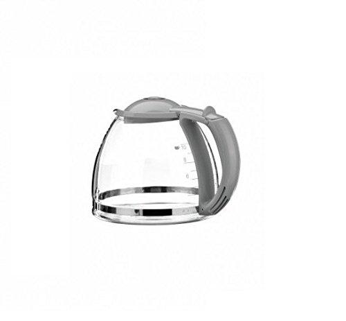 Bosch - Jarra de repuesto de cristal de plástico para tKA1410/gris/tKA1410N tKA1413N atención. No apto para tKA3...