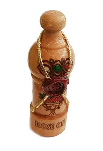 REINES BULGARISCHE ROSENÖL 1ml 100% naturreines ätherisches Öl, Rose Damascena