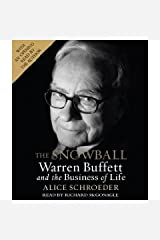 The Snowball: Warren Buffett and the Business of Life Abridged on 8 CDs [The Snowball] Audio CD