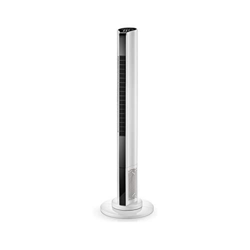 NUBAOgy Ventilatore a torre senza pale Ventilatore Elettrico a elettroventilatore Tipo di ventilatore Ventilatore da ufficio Ventola di circolazione Testa meccanica di agitazione