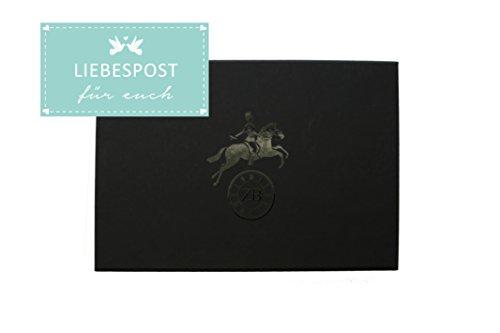 Zeitbote Schmetterlinge im Bauch - 10 Blanko Postkarten zur Hochzeit - Hochzeitsspiel - Hochzeitsgeschenk - Postkartenset zur Hochzeit (Laufzeit 1 Jahr) - Briefversand bis zu 1 Jahr später