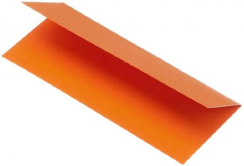 Tischkarte 100x100mm Orange B002TDTZNO | | | Zahlreiche In Vielfalt  a5d0e3